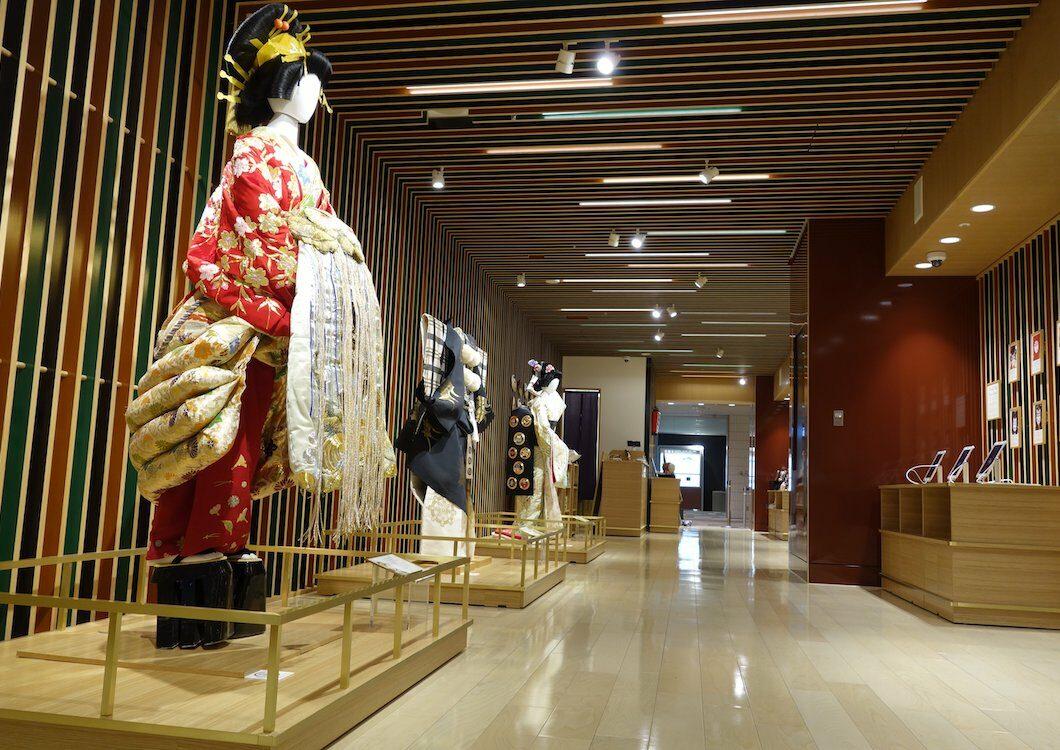 歌舞伎体感型 ギャラリー&ショップ「Kabuki Gate」