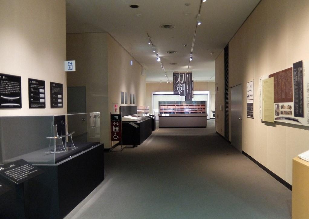 茨城県立歴史館特別展「鋼と金色ー茨城の刀剣と刀装」