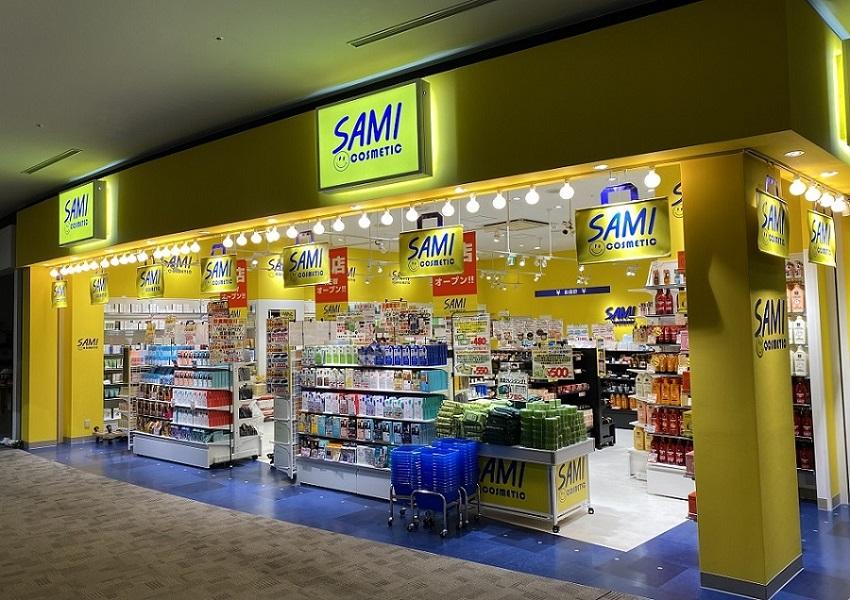 Cosmetic SAMI イオンモール四条畷店